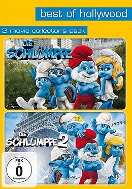 Die Schlümpfe & Die Schlümpfe 2 DVD
