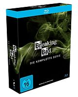 Breaking Bad - komplette Serie - BR [Version allemande]