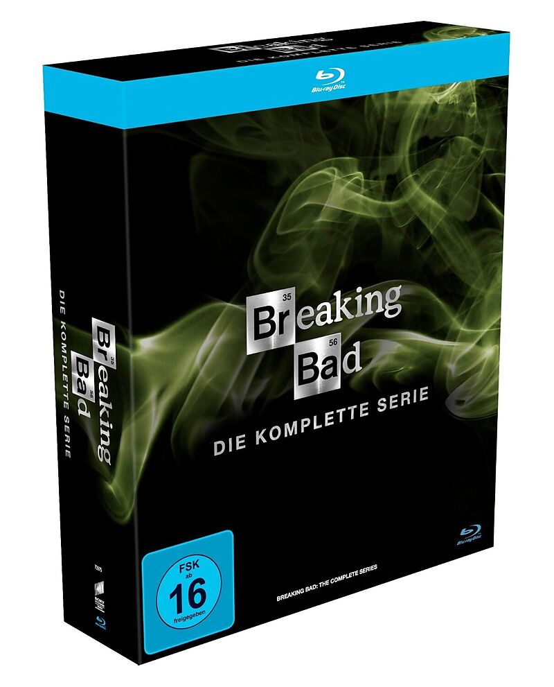 breaking bad komplette serie br kaufen tv serien blu. Black Bedroom Furniture Sets. Home Design Ideas