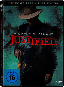 Justified - Season 04 DVD