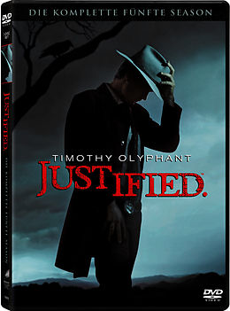 Justified - Season 05 DVD