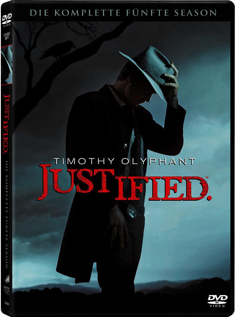Justified - Season 05 [Version allemande]