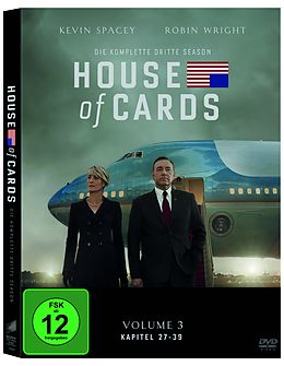 House of Cards - Staffel 03 DVD