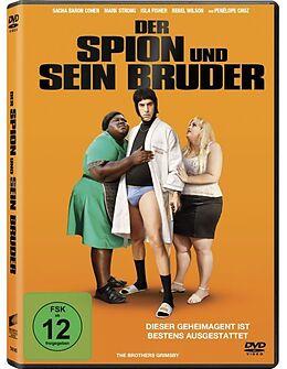 Der Spion und sein Bruder DVD