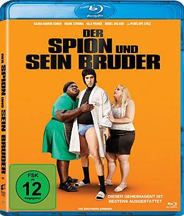 Der Spion und sein Bruder Blu-ray