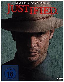Justified - Season 06 DVD