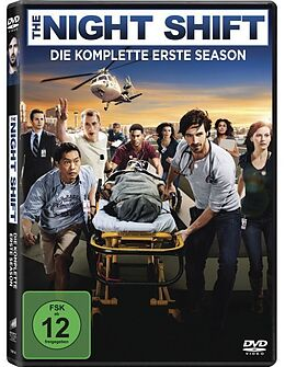 The Night Shift - Staffel 01 DVD