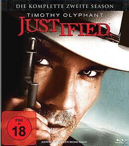 Justified - Die komplette zweite Season Blu-ray