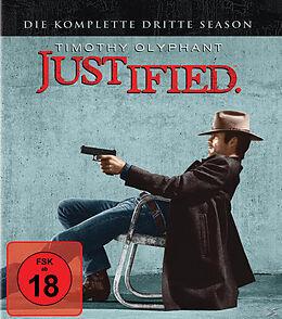 Justified - Die komplette dritte Season Blu-ray