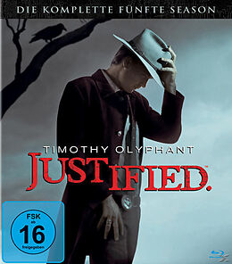 Justified - Die komplette fünfte Season Blu-ray