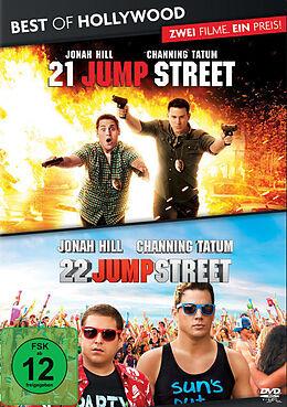 21 Jump Street & 22 Jump Street DVD