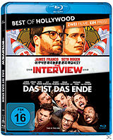 BEST OF HOLLYWOOD - 2 Movie Collector's Pack 91 (The Interview / Das ist das Ende)