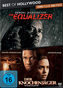 The Equalizer & Der Knochenjäger DVD