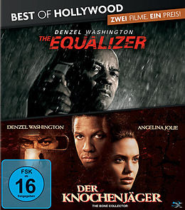 BEST OF HOLLYWOOD - 2 Movie Collector's Pack 95 (Equalizer / Der Knochenjäger) Blu-ray