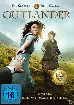 Outlander - Die komplette erste Season DVD