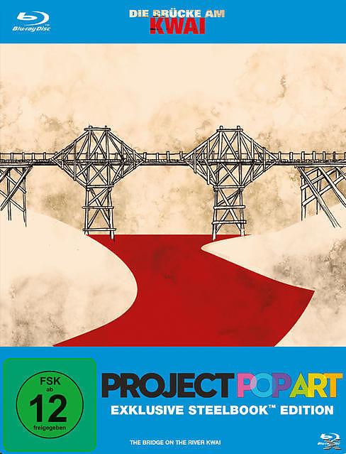 Die Brücke am Kwai [Version allemande]
