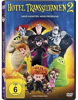 Hotel Transsilvanien 2 DVD