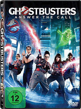 Ghostbusters - Answer The Call DVD
