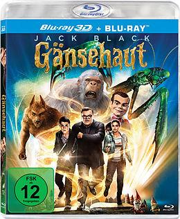 Gänsehaut - 3D Blu-ray 3D