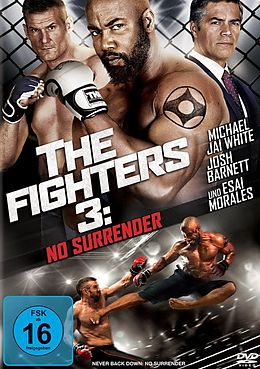 The Fighters 3 - No Surrender DVD