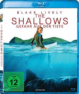 The Shallows - Gefahr aus der Tiefe Blu-ray