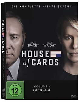 House of Cards - Staffel 04 DVD