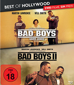 BEST OF HOLLYWOOD - 2 Movie Collector's Pack 97 (Bad Boys - Harte Jungs / Bad Boys II) Blu-ray