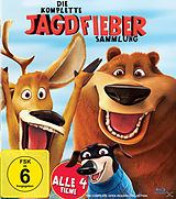 Jagdfieber 1-4 [Version allemande]