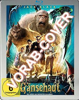 Gänsehaut Blu-ray