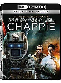Chappie - 4K Blu-ray UHD 4K