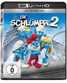 Die Schlümpfe 2 Blu-ray UHD 4K