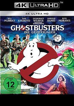 Ghostbusters Blu-ray UHD 4K