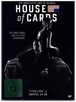 House of Cards - Staffel 02 / Volume 2 DVD