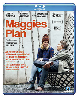 Maggies Plan Blu-ray