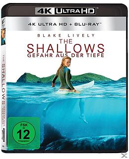 The Shallows - Gefahr aus der Tiefe Blu-ray UHD 4K