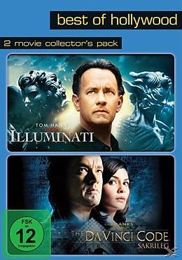 BoH - Pack 121 - (Illuminati / The Da Vinci Code - Sakrileg ) DVD