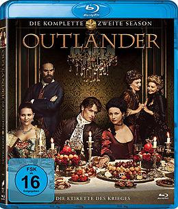 Outlander - Die komplette zweite Season Blu-ray