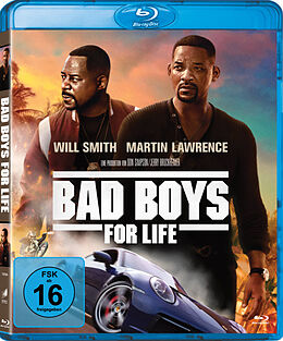 Bad Boys for Life - BR Blu-ray