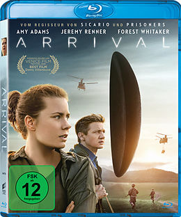 Arrival - BR Blu-ray