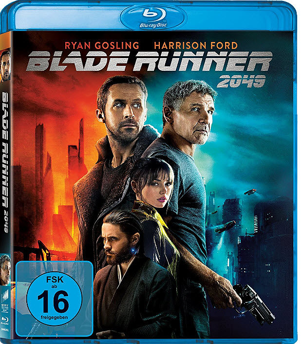 blade runner 2049 auf blu ray online kaufen. Black Bedroom Furniture Sets. Home Design Ideas