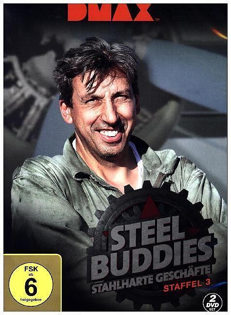 Steel Buddies Staffel 6