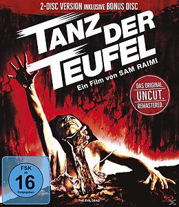 Tanz der Teufel Blu-ray