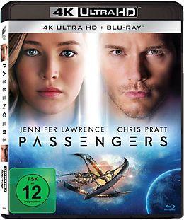 Passengers - 4K Blu-ray UHD 4K + Blu-ray