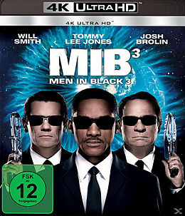 Men in Black 3 - 4K Blu-ray UHD 4K