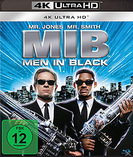 Men In Black 1 - 4K Blu-ray UHD 4K