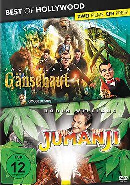 Gänsehaut & Jumanji DVD