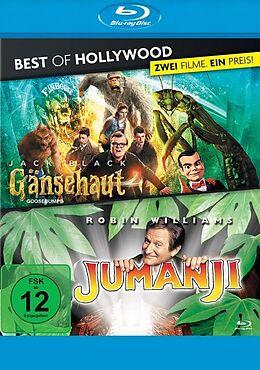 BoH - BR Pack 99 - Gänsehaut & Jumanji Blu-ray