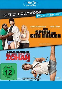 BoH - BR Pack 101 - Spion/Zohan Blu-ray