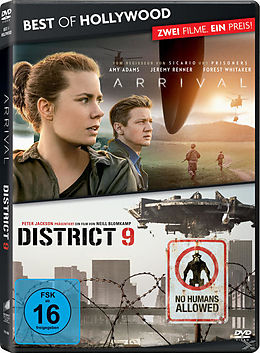 Arrival & District 9 DVD