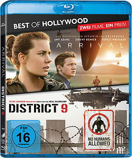 BoH - BR Pack 102 - Arrival & District 9 Blu-ray
